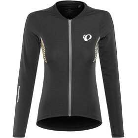 PEARL iZUMi Select Pursuit Longsleeve Jersey Women black diffuse